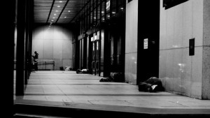 Homeless in Sydney - Photo, Nicholas Welsh