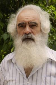 Community Development worker, Richard Trudgen