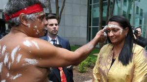 Senator Nova Peris' maiden speech. Image - www.theaustralian.com.au