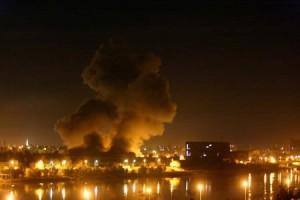 'Shock and Awe' Baghdad