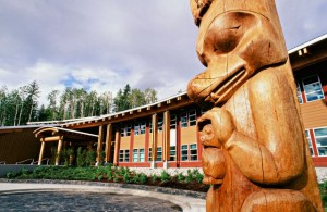 Nisga'a Parliament House