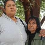 Advocate, Vanessa Culbong with Grandmother Brenda Narrier - Image, Gerry Georgatos