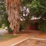 A woman being held in custory at South Hedland Police Station, pictured, complained of being unwell and a short time later died. Image: News Limited