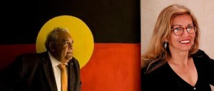 Tom Calma and Pat Dudgeon