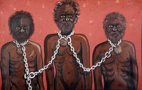 'Colonisation' by Lawry Love, 2001.