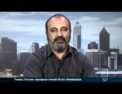 Gerry Georgatos - ABC The DRUM - on the plight of children he discovered in adult prisons