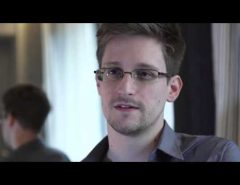 NSA whistleblower Edward Snowden: 'I don't want to live in a society that does these sort of things