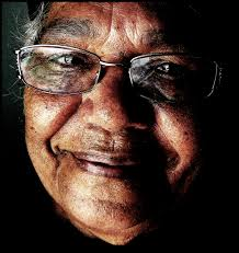 Arrernte/Alyawerre Elder, Rosalie Kunoth-Monks - Photo, Paul Wiles, caama.com.au