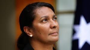 Senator Nova Peris - Image, www.dailytelegraph.com.au
