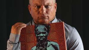 The founder of Ngalla Maya, Mervyn Eades. Picture: Ross Swanborough Source: News Corp Australia, www.theaustralian.com.au