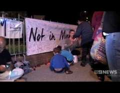 Candlelight Vigil | 9 News Perth