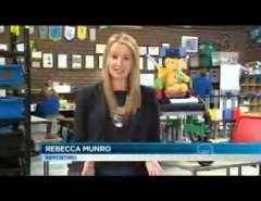 Wheelchair for Kids Channel 10 News Report